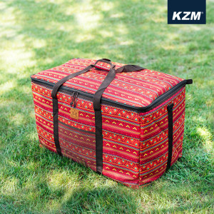 감성 캠핑가방 120L 자립형 / 트렁크정리함 캠핑용품