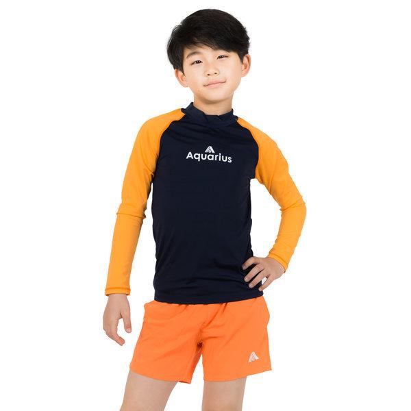 아동 수영복 남아 여아 주니어 래쉬가드AQ17 TS04세트 상품이미지
