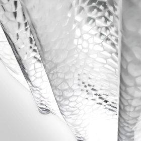 샤워커튼-입체 반투명 PEVA / 커텐 블라인드 욕실