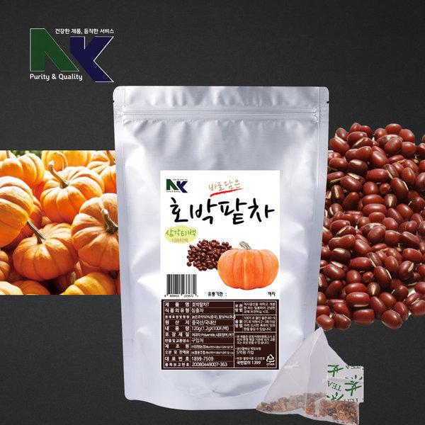NK 호박팥차 100티백/삼각티백차/무료배송 상품이미지