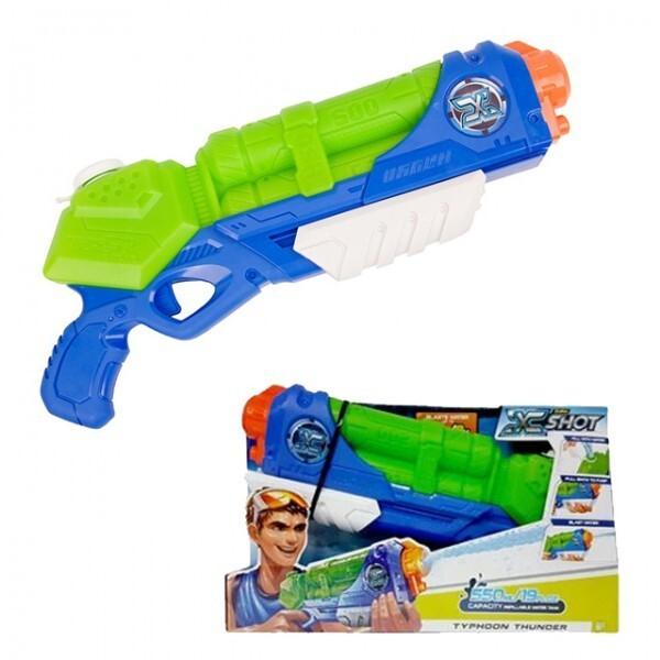 데코앤 X-SHOT 썬더 워터건 물놀이 물총 상품이미지