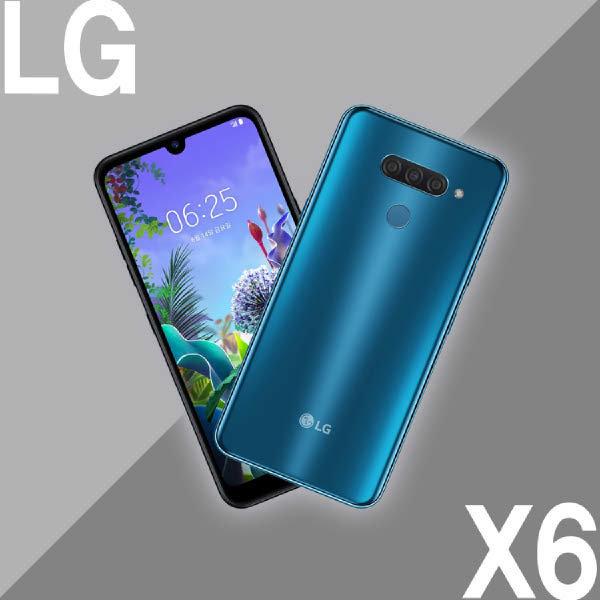 (현대Hmall) SKT 번호이동  LG X6 2019 / 공시지원 / 24개월약정 / 현금완납 (T플랜 안심2.5G) 상품이미지