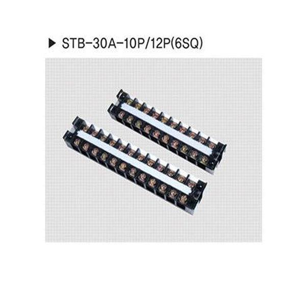 고정식단자대10P30A단자대30A10PSTB-30A-10P20개1박스 상품이미지