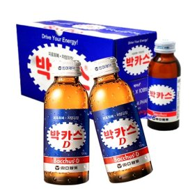 동아) 박카스D 100ml x 100병 자양강장