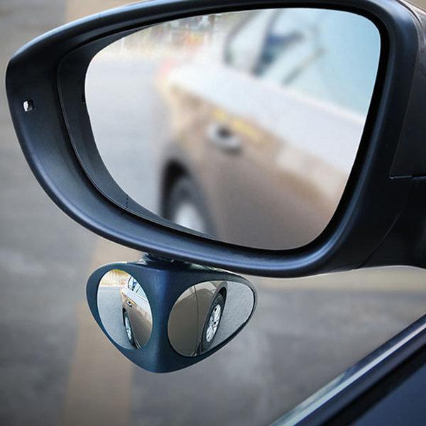 듀얼 주차 보조미러 초보운전 사각지대  3R 입체 미러 상품이미지