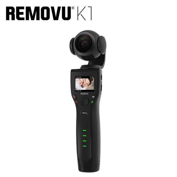 (리모뷰正品) 리모뷰 K1 핸드짐벌 액션캠(4K) 상품이미지