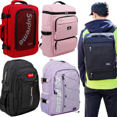 Super Deal new semester book bag middle/high school college student travel backpack