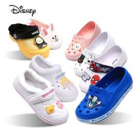 아동 인기캐릭터 샌들/슬리퍼/실내화 겨울왕국 디즈니
