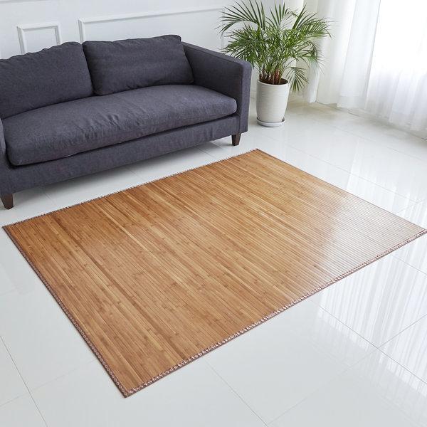 죽편 대자리 여름 대나무 돗자리 거실 침대 싱글90X180 상품이미지