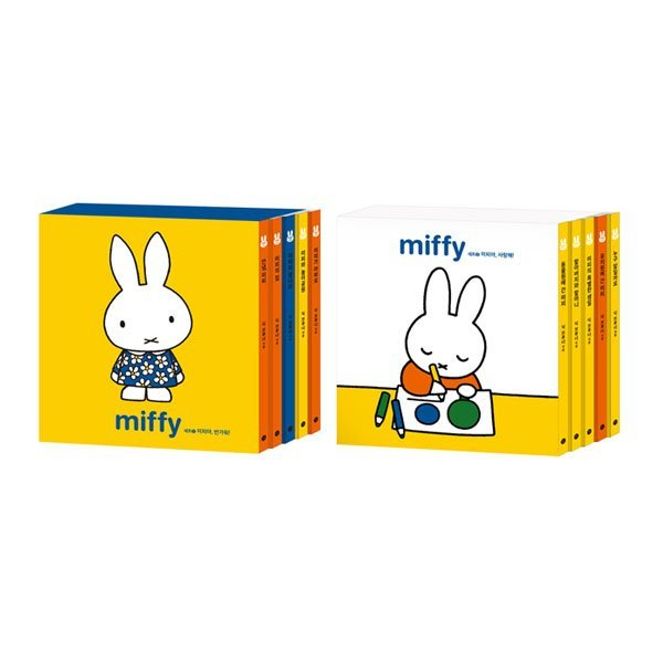 비룡소 미피 시리즈 세트 1  2세트 (전10권) 상품이미지