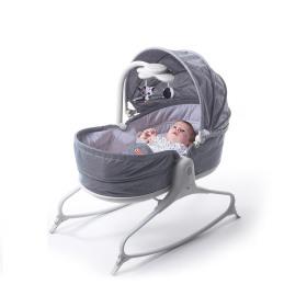 정품A/S 뉴 코지 라커 그레이 유아 바운서 침대 의자
