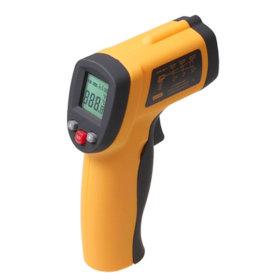 레이저 적외선 온도계 비접촉식 측정기 빠른 온도 측정