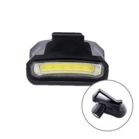CoB LED 클립형 각도조절 캡라이트 헤드랜턴 낚시랜턴