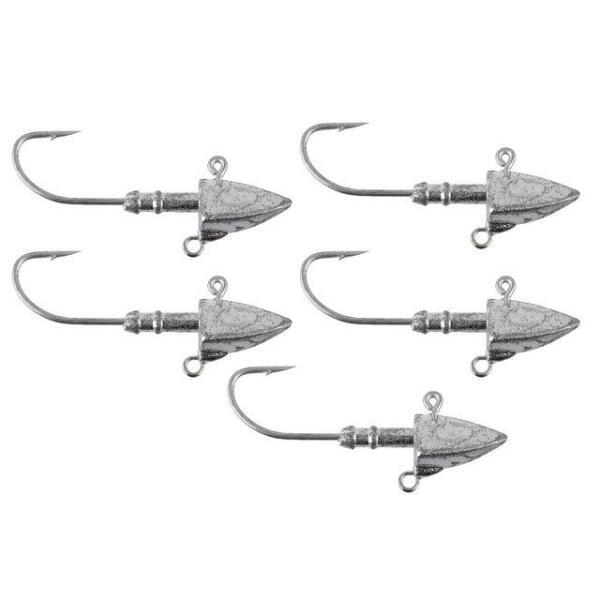 갈치 삼치용 지그헤드 IZS707 5개 루어미끼 선상 채 상품이미지