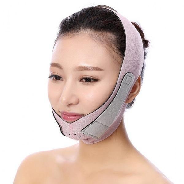 얼굴마사지기계 땡김이 더블 브이 라이너 리프팅 밴드 상품이미지