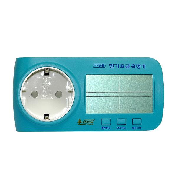 가정용 전기요금 측정기 소비전력 측정 SJPM-C16 상품이미지