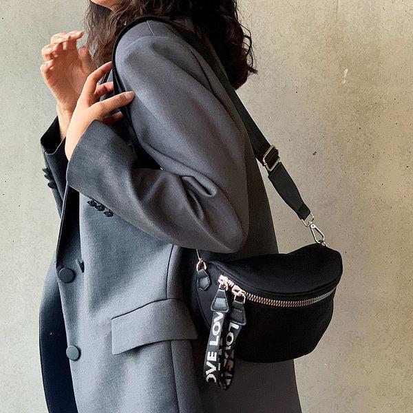 크로스백 여행 데일리 여성 가방 남녀공용 슬링백 9706 상품이미지