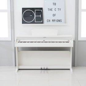 디지털피아노 670PRO 화이트 교육용추천 전자피아노