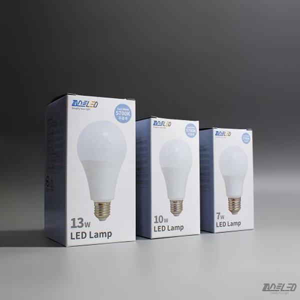 LED 벌브 10W 13W E26 삼파장 전구 램프 백열전구 상품이미지