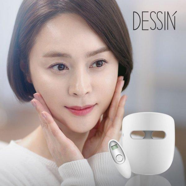 데생(DESSIN) 무선 LED마스크 VHL-120 / 피부관리기 상품이미지