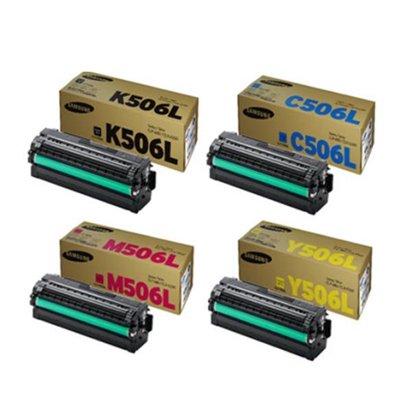 CLT-K506L 4색/CLP-680ND CLX6260FW CLX6260FR C506L 상품이미지