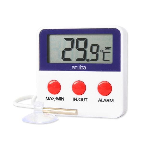아쿠바 냉장고 온도계 인/아웃 온도 측정기 CS-001 상품이미지