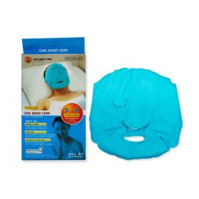 SM 얼굴 마사지 냉 찜질팩 / 어깨 마스크팩 붓기제거