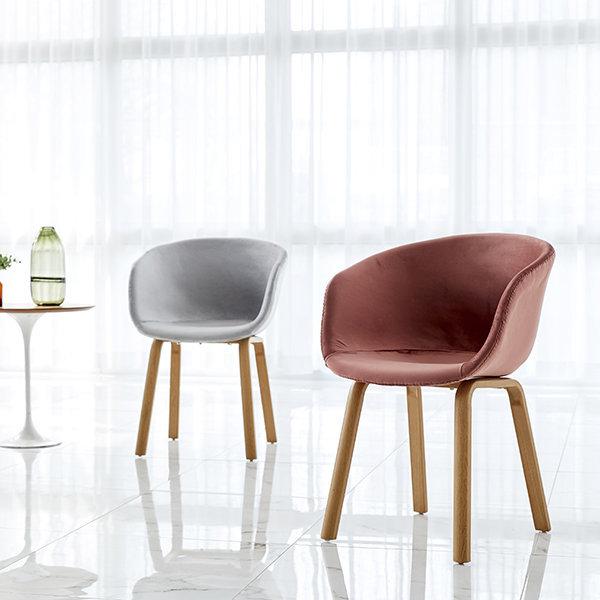 어라운드체어 고급형 카페 인테리어 의자 상품이미지