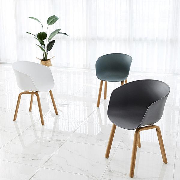 어라운드체어 일반형 카페 인테리어 의자 상품이미지