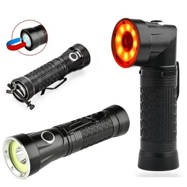꺽임기능스탠드기능 LED COB 손전등 랜턴 등산 캠핑 상품이미지