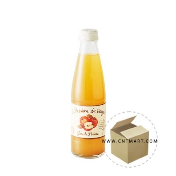 라패숑 사과주스 250ml 1박스(24개) (580176) 상품이미지