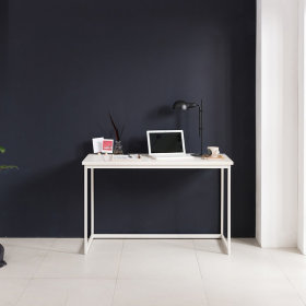 프렌즈 스틸 1200 책상 (화이트화이트오크)