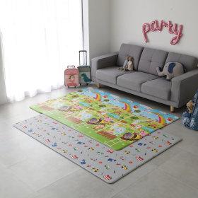 키재기 놀이방매트 200x140x1.35cm