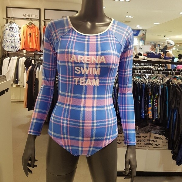대구백화점 II관   아레나 여성 긴팔 원피스 수영복(AVBPS02) 상품이미지