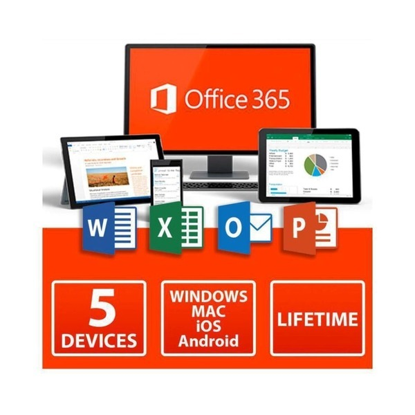 MS오피스365(Office365) 영구사용 5대 WindowMac 호환 상품이미지