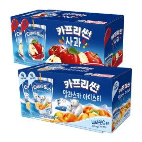 카프리썬 사과20개+아이스티20개