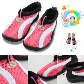 헐크 아쿠아슈즈 아동 유아 핑크 스킨 신발 워터 커플