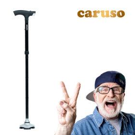카루소 C820 L 노인지팡이 접이식 효도 명품 지팡이