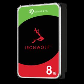 8TB Ironwolf ST8000VN004 NAS HDD+3년 보증+당일출고