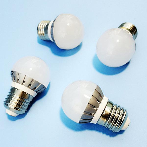 CR 인지구 G45 4W 미니 전구 램프 무대 조명 무드등 상품이미지
