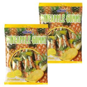 오키오 파인애플100gx12봉/망고 젤리/구미젤리/사탕