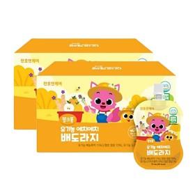 천호 어린이 배도라지즙 40ml 30개입 1+1