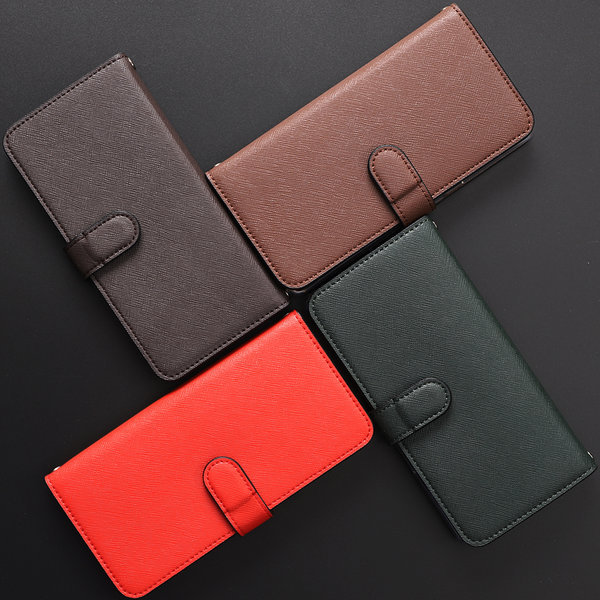 갤럭시 노트8 N950 가죽 지갑형 핸드폰 케이스 심플 상품이미지