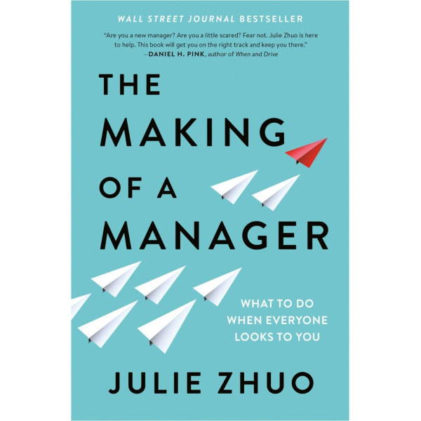 The Making of a Manager 상품이미지