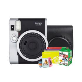 미니90 폴라로이드/카메라 블랙/필름+가방+선물