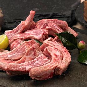 돼지 등갈비 500g(1+1+1)1.5kg/2세트구매다짐육증정
