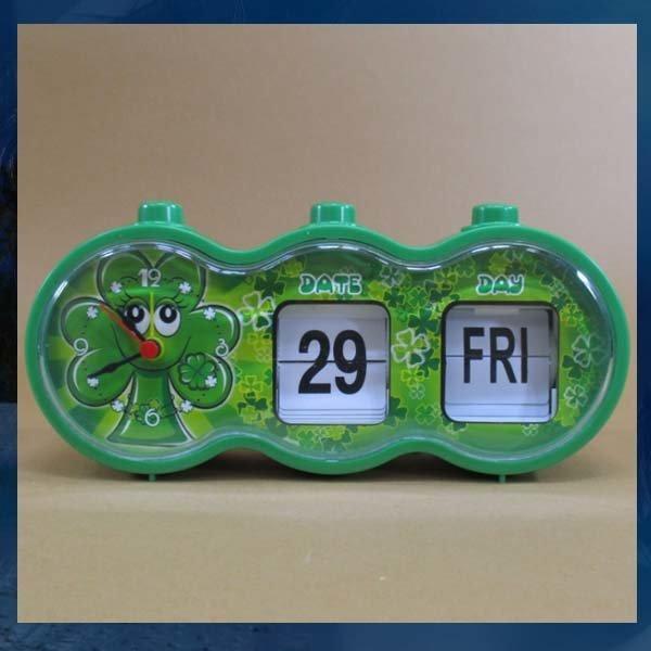 B274/탁상시계/알람시계/달력시계/칼렌더시계 상품이미지