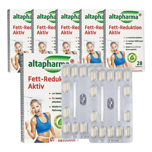 알타파마 체지방 컷팅제 28정 6개 묶음 (빠른직구) 상품이미지