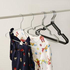 논슬립 어린이 철제옷걸이 20P /아동용옷걸이 유아용