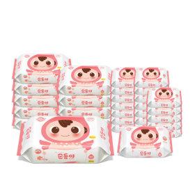 베이직 엠보싱 리필 10팩+휴대리필 20팩/nBR-01+B-com